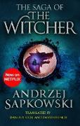 Cover-Bild zu Saga of the Witcher (eBook) von Sapkowski, Andrzej