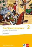 Cover-Bild zu Die Sprachstarken 2 - Weiterentwicklung - Ausgabe ab 2021 von Lindauer, Thomas