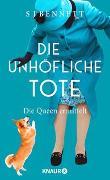 Cover-Bild zu Die unhöfliche Tote von Bennett, S. J.