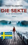 Cover-Bild zu Die Sekte - Es gibt kein Entkommen von Lindstein, Mariette