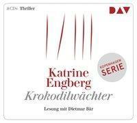 Cover-Bild zu Krokodilwächter. Ein Kopenhagen-Thriller von Engberg, Katrine