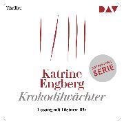 Cover-Bild zu Krokodilwächter (Audio Download) von Engberg, Katrine