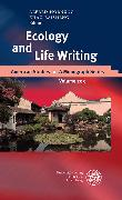 Cover-Bild zu Ecology and Life Writing (eBook) von Hornung, Alfred (Hrsg.)