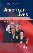 Cover-Bild zu American Lives (eBook) von Hornung, Alfred (Hrsg.)