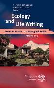 Cover-Bild zu Ecology and Life Writing von Hornung, Alfred (Hrsg.)
