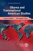 Cover-Bild zu Obama and Transnational American Studies von Hornung, Alfred (Hrsg.)