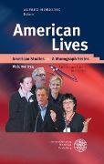 Cover-Bild zu American Lives von Hornung, Alfred (Hrsg.)