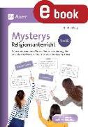 Cover-Bild zu Mysterys Religionsunterricht 5-10 (eBook) von Sigg, Stephan