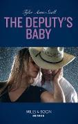 Cover-Bild zu Deputy's Baby (Mills & Boon Heroes) (The Protectors of Riker County, Book 5) (eBook) von Snell, Tyler Anne