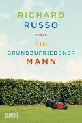 Cover-Bild zu Ein grundzufriedener Mann von Russo, Richard