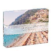 Cover-Bild zu Gray Malin Italy 2-Sided 500 Piece Puzzle von Galison (Geschaffen)