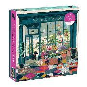 Cover-Bild zu Wonder & Bloom 500 Piece Puzzle von Galison (Geschaffen)
