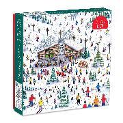 Cover-Bild zu Michael Storrings Apres Ski 1000 Piece Puzzle von Galison