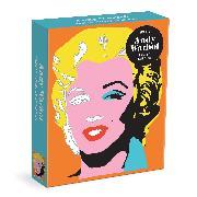 Cover-Bild zu Andy Warhol Marilyn Paint By Number Kit von Galison