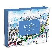 Cover-Bild zu Michael Storrings 12 Days of Christmas Advent Puzzle Calendar von Galison
