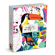 Cover-Bild zu Kitty McCall Toucan Paint By Number Kit von Galison