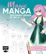 Cover-Bild zu Magic Manga - Zeichnen lernen mit Jenny Liz von Lachenmaier, Jenny