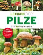 Cover-Bild zu Lexikon der Pilze - Über 210 Pilze im Porträt von Kothe, Hans W.