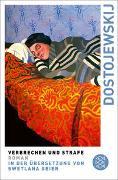 Cover-Bild zu Verbrechen und Strafe von Dostojewskij, Fjodor