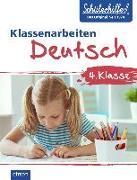 Cover-Bild zu Deutsch 4. Klasse von Ehrenstein, Tanja von
