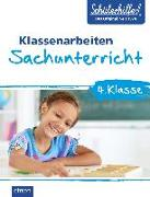 Cover-Bild zu Sachunterricht 4. Klasse von Dissen, Angelika