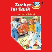 Cover-Bild zu Pizzabande, Folge 7: Zucker im Tank (oder Die Hehlerbande) (Audio Download) von Caspari, Tina