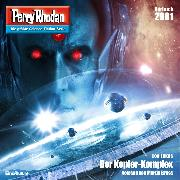 Cover-Bild zu Perry Rhodan 2961: Der Kepler-Komplex (Audio Download) von Lukas, Leo