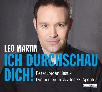 Cover-Bild zu Ich durchschau dich! (Audio Download) von Martin, Leo