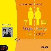 Cover-Bild zu Single.Family (Gekürzt) (Audio Download) von Leo, Maxim