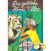 Cover-Bild zu Wilhelm Speyer, Die goldene Horde (Audio Download) von Speyer, Wilhelm