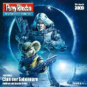 Cover-Bild zu Perry Rhodan 3009: Clan der Saboteure (Audio Download) von Lukas, Leo
