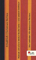 Cover-Bild zu Warum ich schon immer Recht hatte - und andere Irrtümer (eBook) von Delius, Friedrich Christian