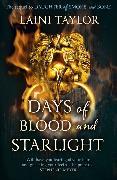 Cover-Bild zu Days of Blood and Starlight von Taylor, Laini