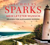 Cover-Bild zu Mein letzter Wunsch von Sparks, Nicholas