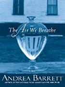 Cover-Bild zu The Air We Breathe: A Novel (eBook) von Barrett, Andrea