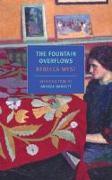 Cover-Bild zu The Fountain Overflows von West, Rebecca