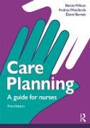Cover-Bild zu Care Planning (eBook) von Wilson, Benita