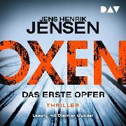 Cover-Bild zu Oxen (Audio Download) von Jensen, Jens Henrik