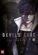 Cover-Bild zu Hanada, Ryo: Devils' Line 01