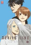 Cover-Bild zu Hanada, Ryo: Devils' Line - Band 14 (Finale)
