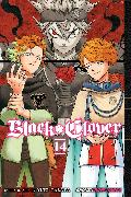Cover-Bild zu Tabata, Yuki: Black Clover, Vol. 14