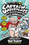 Cover-Bild zu Pilkey, Dav: Captain Underpants Band 2 - Angriff der schnappenden Kloschüsseln