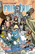Cover-Bild zu Mashima, Hiro: Fairy Tail, Band 21