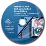 Cover-Bild zu Bergner, Oliver: Lösungs-CD zu 10013