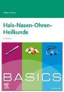 Cover-Bild zu BASICS Hals-Nasen-Ohren-Heilkunde (eBook) von Gürkov, Robert