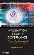 Cover-Bild zu Brotby, Krag: Information Security Governance