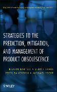 Cover-Bild zu Bartels, Bjoern: Strategies to the Prediction, Mitigation and Management of Product Obsolescence