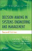 Cover-Bild zu Parnell, Gregory S.: Decision Making in Systems Engineering and Management