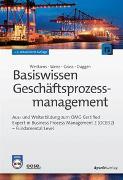 Cover-Bild zu Weilkiens, Tim: Basiswissen Geschäftsprozessmanagement
