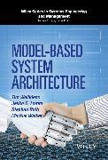 Cover-Bild zu Roth, Stephan: Model-Based System Architecture (eBook)